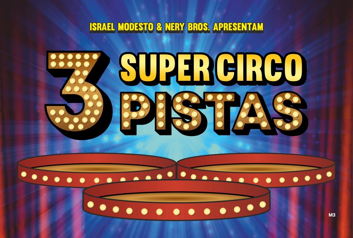 super circo a 3 pistas